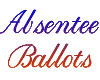 Absentee Ballot Requests and Absentee Ballot Meetings
