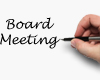 Notice of Board of Elections  Second Primary Election Canvass Meeting